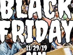 Black Friday at The Lincoln Fill Station