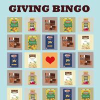 Giving Bingo