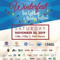 Winterfest Tree Lighting & Holiday Festival