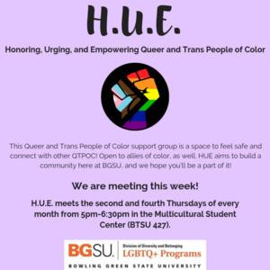 HUE Meeting