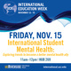 International Student Mental Health: Exploring Trends To Become A Better Mental Health Ally
