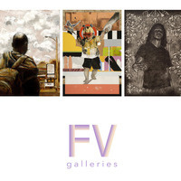 FV - Yale Art Exhibition: Reception