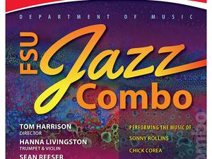 FSU Jazz Combo Recital