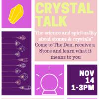 Crystal Talk
