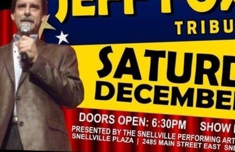 Jeff Foxworthy Tribute Comedy Show