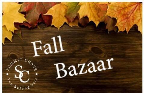 Ladies Fall Bazaar