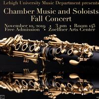 Chamber Music Ensembles Concert