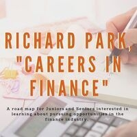 "Richard Park, ""Careers in Finance"""