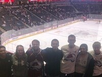 Roaring Weekends: Avalanche Game Excursion