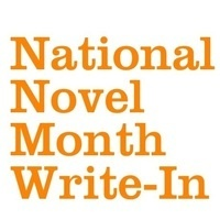 National Novel Writing Month (NaNoWriMo) Write-In!
