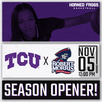 Women's Basketball vs Robert Morris