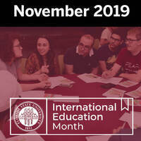 International Education Month at FSU