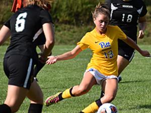 Pitt-Greensburg: AMCC Women's Soccer Championship Game