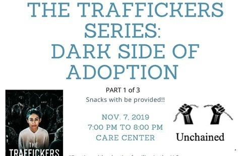Traffickers - Screening
