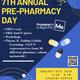 7th Annual Pre-Pharmacy Day