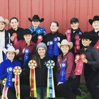 UO Equestrian Team Double Western Show