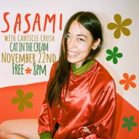 SASAMI Live at the Cat
