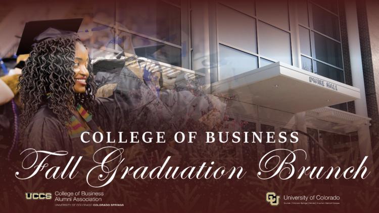 Fall 2019 Graduation Brunch