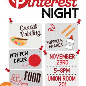 UAO Pinterest Night