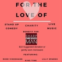 Comedy Fundraiser for Sharp Dressed Man