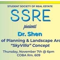 "Student Society of Real Estate: Concept ""SkyVilla"""