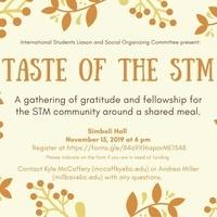 Taste of the STM