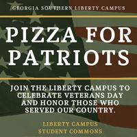 Pizza for Patriots