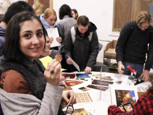 Maker Event: Making Masterpieces