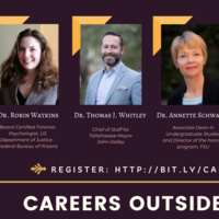 Careers Outside of Academia Panel