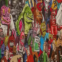 Exhibition: The Monsters Are Due on Broad Street: Patrick Dean