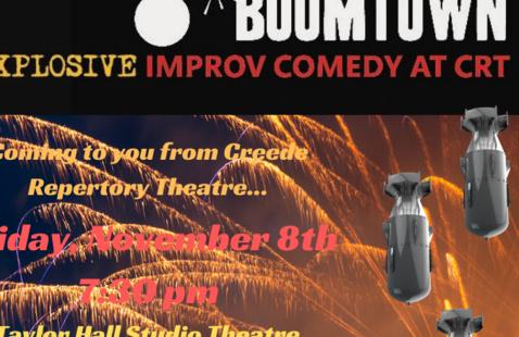Free Boomtown Improv Workshop