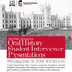 NIU 125th Anniversary Oral History Student-Interviewer Presentations
