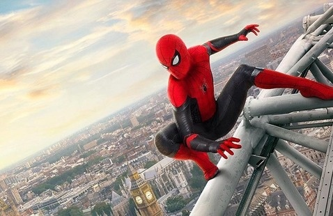 Film Board Presents: Spider-Man: Far from Home