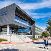 SSA Student Services Addition