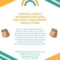 Thrive Lunch