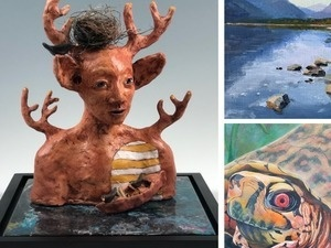 9th Annual Juried Members Exhibition