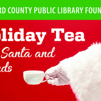 Holiday Tea with Santa and Friends
