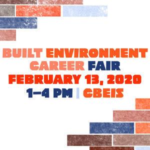 2020 Built Environment Career Fair