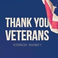 Veterans Day: Movie Day