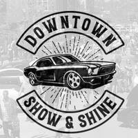Downtown Show & Shine - CANCELLED
