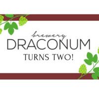 Brewery Draconum Turns 2!