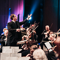 The Siberian State Symphony Orchestra