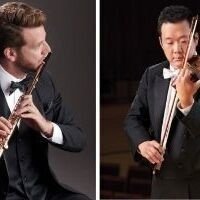 Pacific Symphony Plays Mozart with Benjamin Smolen & Dennis Kim