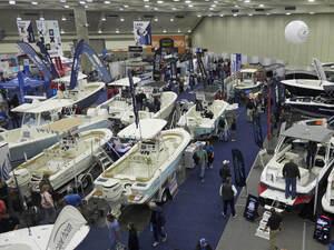 The Progressive Insurance Baltimore Boat Show