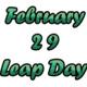 Leap Day Fun