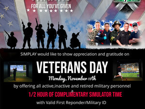 Veterans Day Special