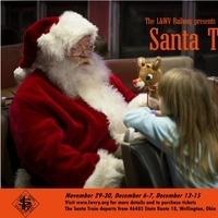 L&WV Railway's Santa Train