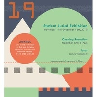Art Exhibition for NOVAarts and Mason Students