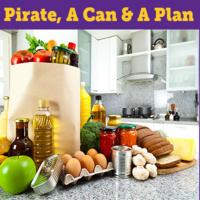 A Pirate, A Can & A Plan
