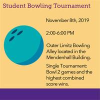 Student Bowling Tournament